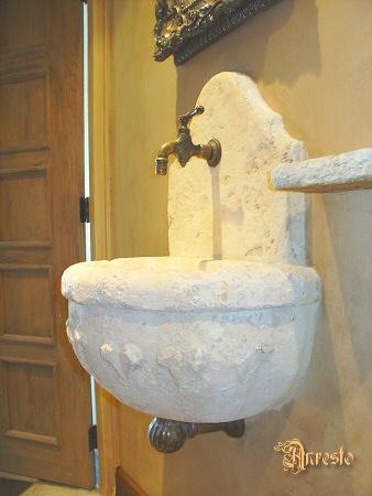 antik anresto wasserhahn alte antike kupferne wasserh hne. Black Bedroom Furniture Sets. Home Design Ideas